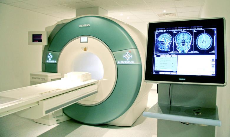 МРТ, работающее при помощи масс-спектрометра и турбомолекулярного насоса