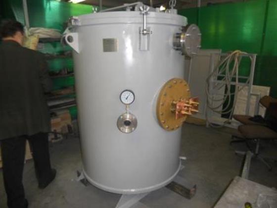 Как купить вакуумную тигельную печь на 200 кг. безопасно