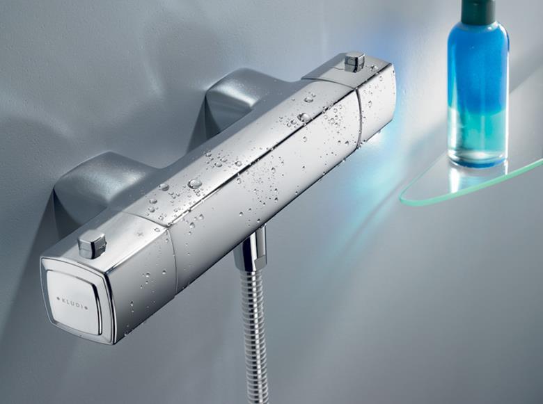 Инновационный смеситель с термостатом