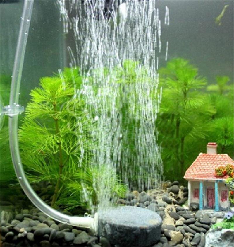 принцип аэрации воды в аквариуме