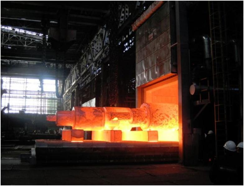Термическое оборудование для обработки металлов