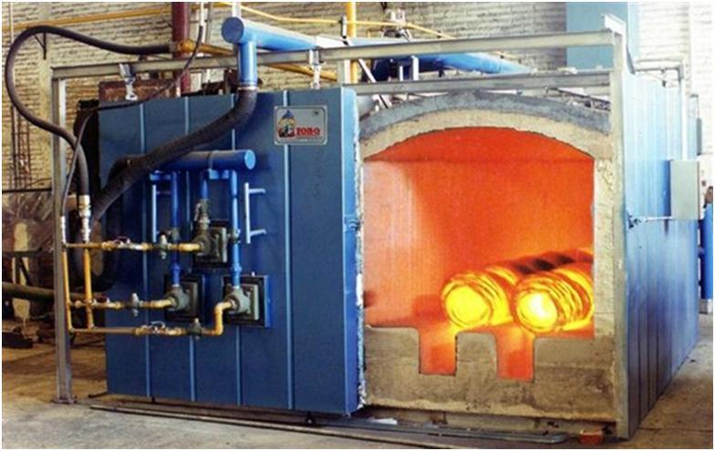 Промышленное термооборудование камерного типа
