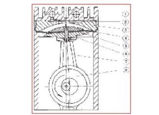 схема устройства диафрагменного насоса